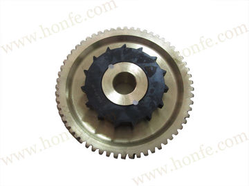 sulzer loom parts Globoid worm wheel/worm gear/Pinion shaft Z=10/13 (1:60/2:60/4:60/8:55) (P7100/PU .etc)